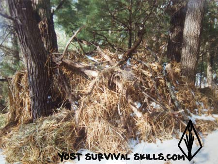 The Four Essentials of Survival Shelters